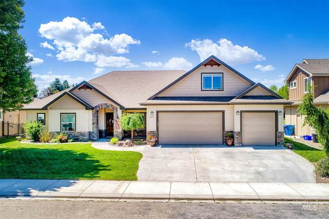 12231 W Caribee Inlet Dr, Star, ID 83669 (MLS #98807394) :: Boise River Realty