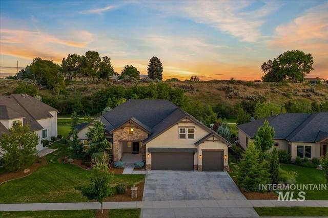 449 E Fishing Creek Lane, Eagle, ID 83616 (MLS #98807410) :: Boise River Realty