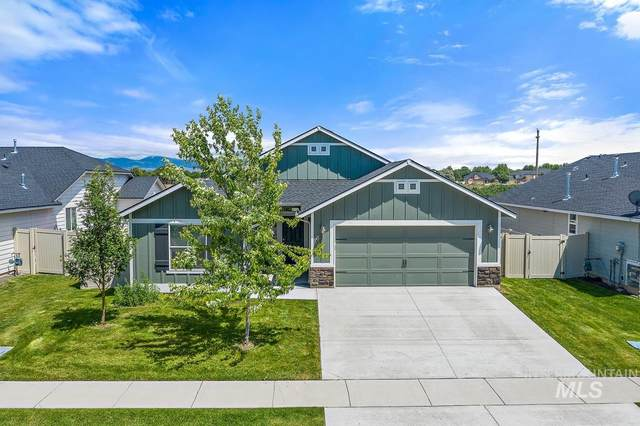 3016 NW 8th Ave., Meridian, ID 83646 (MLS #98807412) :: Build Idaho