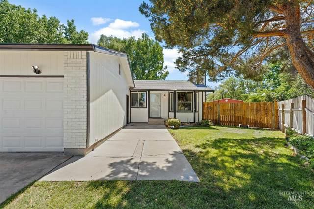 393 N Shady Grove Pl, Kuna, ID 83634 (MLS #98807414) :: Trailhead Realty Group