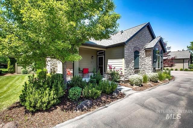 2974 N Cloverdale Rd. #66, Boise, ID 83713 (MLS #98807423) :: Scott Swan Real Estate Group