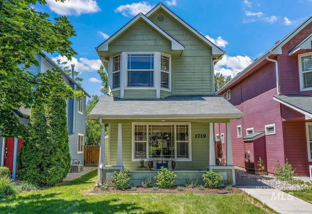 1719 S Grant Ave, Boise, ID 83706 (MLS #98807431) :: Epic Realty
