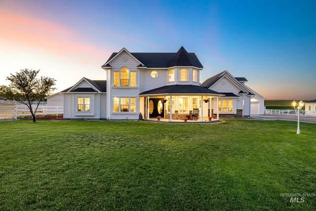 12644 Anakate Ln., Nampa, ID 83686 (MLS #98807433) :: Scott Swan Real Estate Group