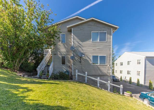 207 Lathen #A #A, Moscow, ID 83843 (MLS #98807439) :: Scott Swan Real Estate Group