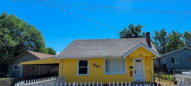1216 N Street, Lewiston, ID 83501 (MLS #98807449) :: Beasley Realty