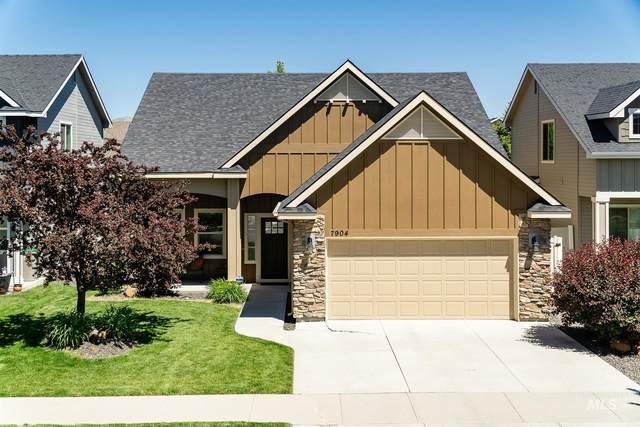 7904 S Snow Bird Avenue, Boise, ID 83716 (MLS #98807454) :: City of Trees Real Estate