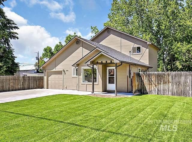 1714 W Howe St, Boise, ID 83706 (MLS #98807464) :: Beasley Realty