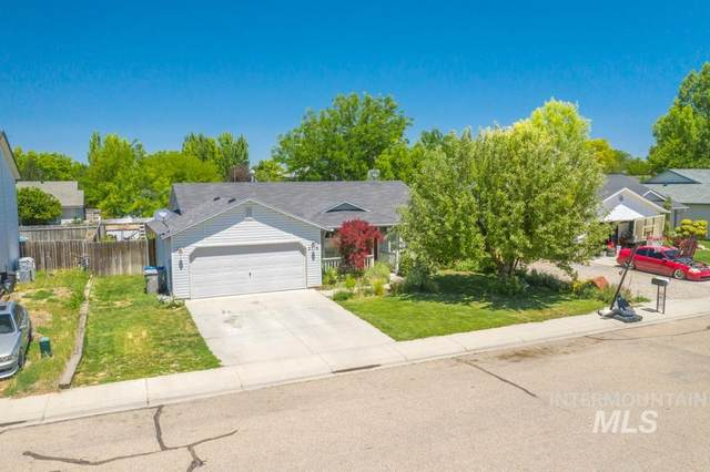 2716 Boulder Ave, Nampa, ID 83686 (MLS #98807486) :: Epic Realty