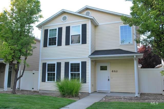 6511 S Covewood, Boise, ID 83709 (MLS #98807491) :: Juniper Realty Group