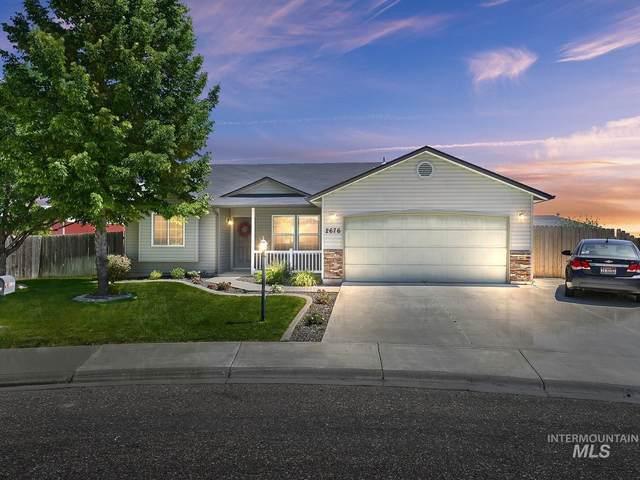 2676 N Lorton Pl., Kuna, ID 83634 (MLS #98807495) :: Trailhead Realty Group