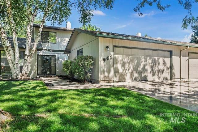 941 E Rio Pinar Lane, Eagle, ID 83616 (MLS #98807500) :: Build Idaho