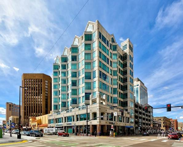199 N Capitol Blvd #805, Boise, ID 83702 (MLS #98807508) :: Build Idaho