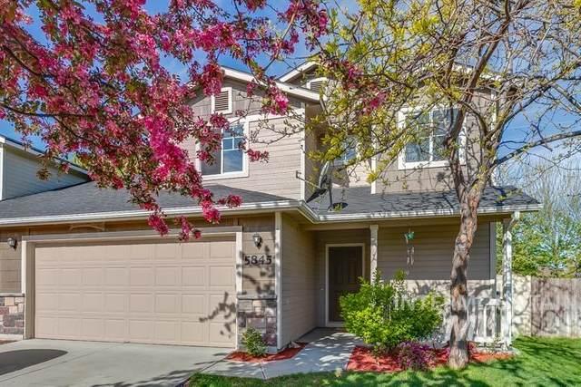 5845 S Blue Nile Avenue, Boise, ID 83709 (MLS #98807514) :: Build Idaho