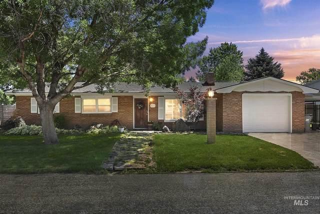 315 Melrose, Boise, ID 83706 (MLS #98807515) :: Trailhead Realty Group