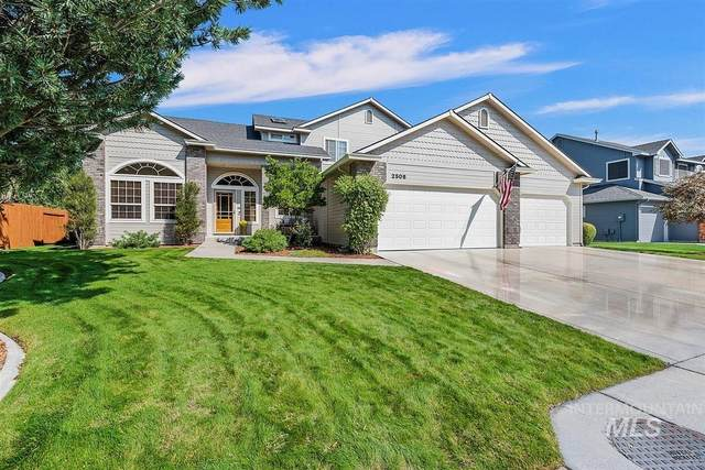 2506 E Timberland Dr., Eagle, ID 83616 (MLS #98807518) :: Scott Swan Real Estate Group