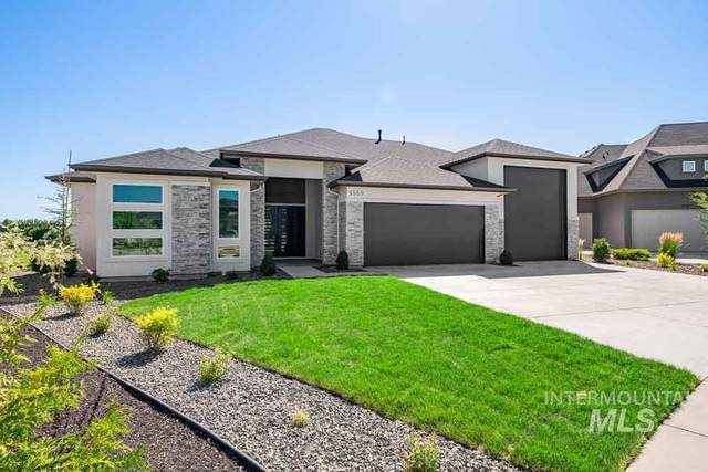 3559 W Barefoot St, Eagle, ID 83616 (MLS #98807521) :: Build Idaho