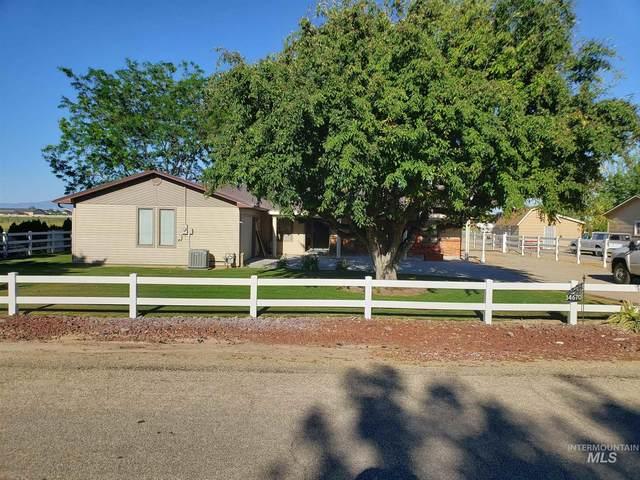 14670 Hensen Dr, Nampa, ID 83651 (MLS #98807529) :: Jon Gosche Real Estate, LLC