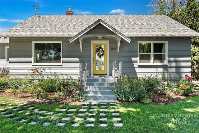 1802 S Kimball Ave, Caldwell, ID 83605 (MLS #98807530) :: Trailhead Realty Group
