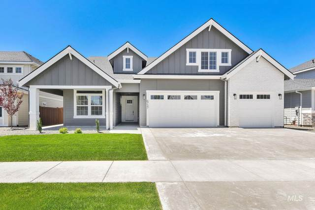 6737 N Maple Stone, Meridian, ID 83646 (MLS #98807531) :: Build Idaho