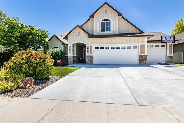10383 Mckinley St, Nampa, ID 83687 (MLS #98807561) :: Own Boise Real Estate
