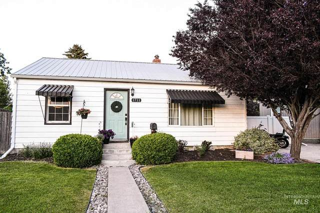 1711 Occidental Ave, Burley, ID 83318 (MLS #98807565) :: Team One Group Real Estate