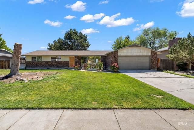 4850 S Umatilla Avenue, Boise, ID 83709 (MLS #98807573) :: Epic Realty
