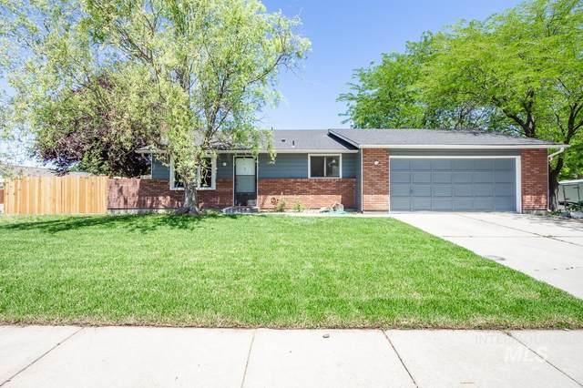 4366 S Cochees Way, Boise, ID 83709 (MLS #98807579) :: Build Idaho