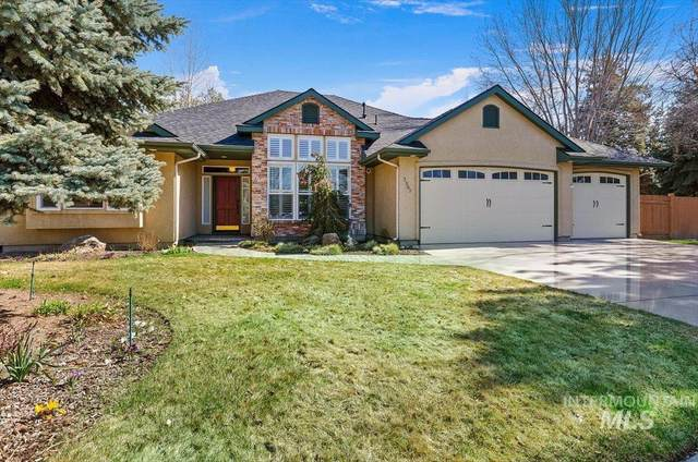 2507 E Oakborough Ct., Eagle, ID 83616 (MLS #98807590) :: Scott Swan Real Estate Group