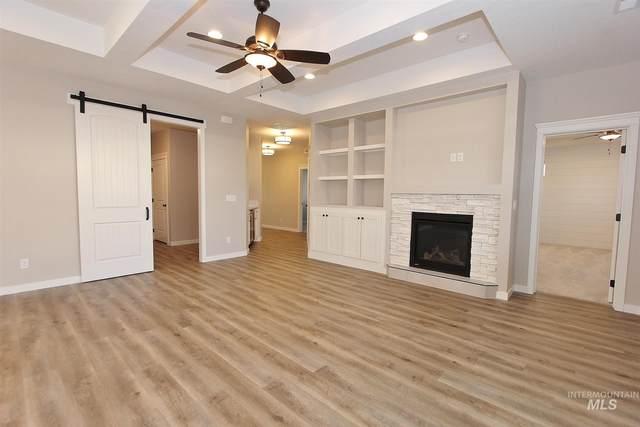 3824 Bozeman Ave, Caldwell, ID 83605 (MLS #98807593) :: Silvercreek Realty Group