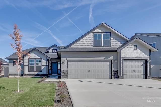 17479 N Gaffney Ave., Nampa, ID 83687 (MLS #98807599) :: Own Boise Real Estate