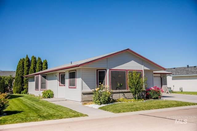 1100 Burnett Drive # 502 (D Street), Nampa, ID 83651 (MLS #98807600) :: New View Team
