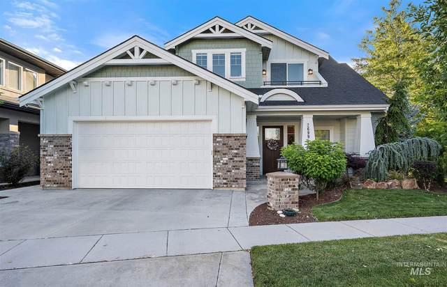 2699 S Creek Pointe Lane, Eagle, ID 83616 (MLS #98807609) :: Juniper Realty Group