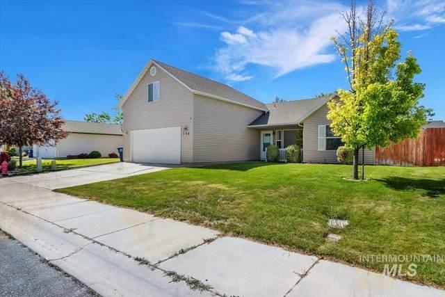 534 Hailee Ave, Twin Falls, ID 83301 (MLS #98807616) :: Boise River Realty