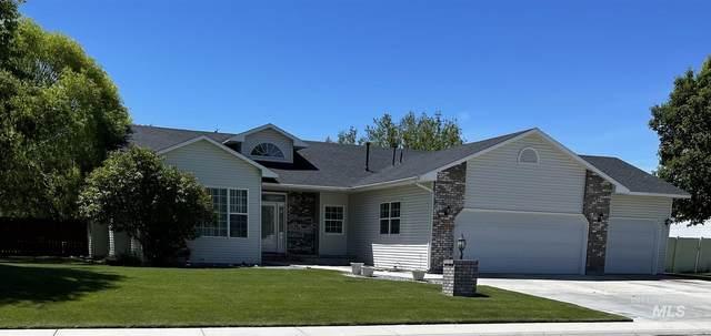 1701 E Nebraska Ave, Nampa, ID 83686 (MLS #98807620) :: Haith Real Estate Team