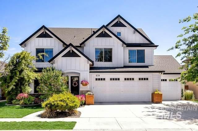 839 W Arnaz Street, Meridian, ID 83646 (MLS #98807621) :: Own Boise Real Estate