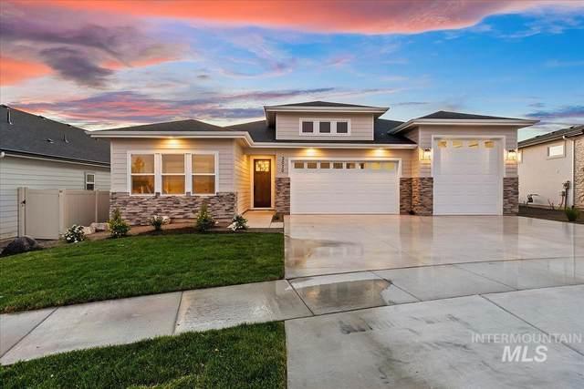 3070 E Columbus River Ct., Nampa, ID 83686 (MLS #98807654) :: Scott Swan Real Estate Group