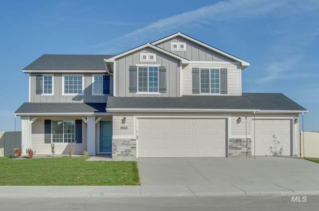 1463 W Nannyberry St, Kuna, ID 83634 (MLS #98807671) :: Jon Gosche Real Estate, LLC