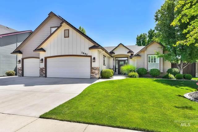 2890 S Groom Way, Meridian, ID 83642 (MLS #98807676) :: Boise Valley Real Estate