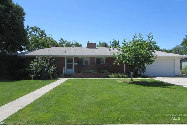 311 W Sheridan, Nampa, ID 83686 (MLS #98807679) :: Boise Valley Real Estate