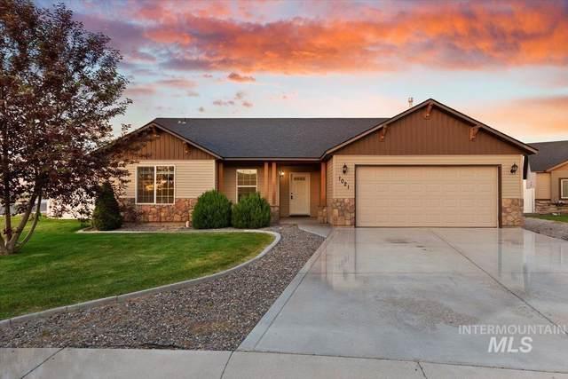 1021 Glen Eagle, Jerome, ID 83338 (MLS #98807694) :: Beasley Realty