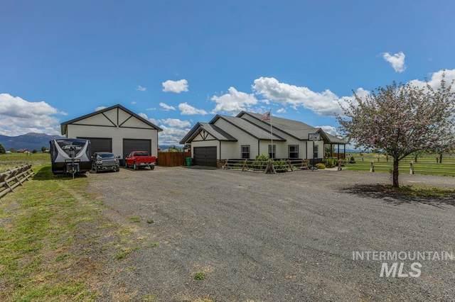 13864 Nisula Road, Mccall, ID 83868 (MLS #98807720) :: New View Team