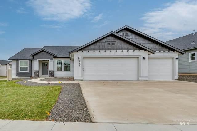 1542 W Pendulum Cove Dr, Kuna, ID 83634 (MLS #98807721) :: Jon Gosche Real Estate, LLC