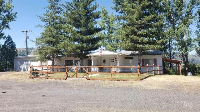 103 Ellis Lane, Kamiah, ID 83536 (MLS #98807726) :: Team One Group Real Estate