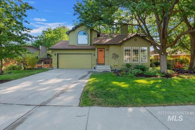5972 N Portsmouth Ave., Boise, ID 83714 (MLS #98807738) :: Team One Group Real Estate