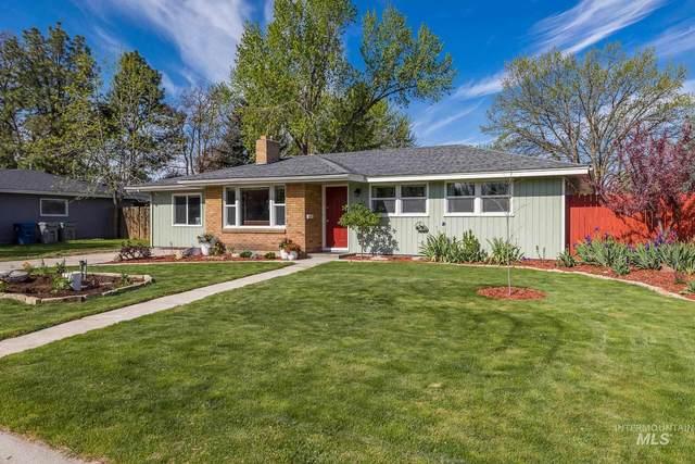 2715 N Fry, Boise, ID 83704 (MLS #98807743) :: Team One Group Real Estate