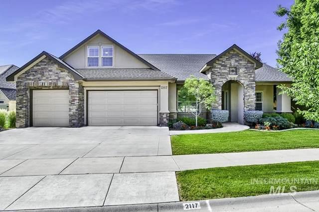 2117 E Sidewinder Dr, Meridian, ID 83646 (MLS #98807751) :: Own Boise Real Estate