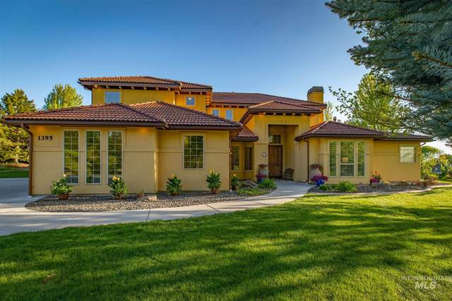 1395 W Parkhill Drive, Boise, ID 83702 (MLS #98807762) :: Boise River Realty