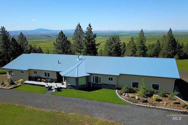 52 Hidden Springs, Grangeville, ID 83530 (MLS #98807785) :: Build Idaho