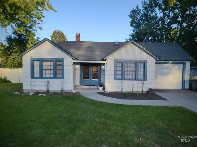 914 N Lander, Boise, ID 83703 (MLS #98807787) :: Team One Group Real Estate
