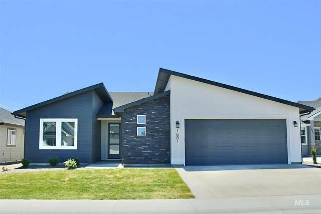 1661 W Tenzing St, Nampa, ID 83686 (MLS #98807795) :: Build Idaho